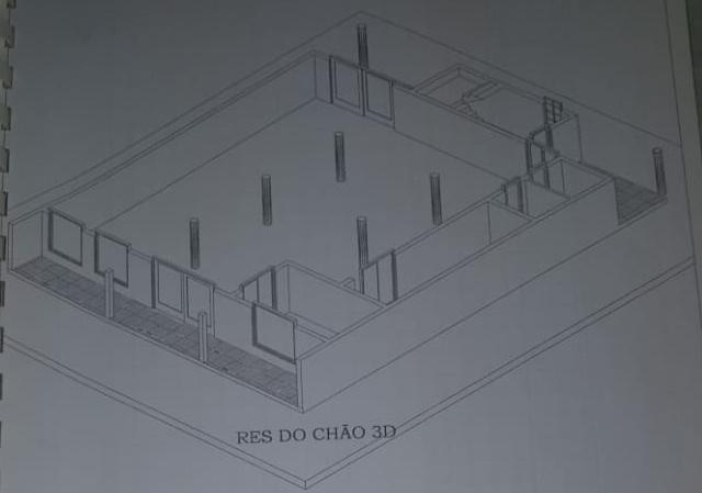 casablanca ground floor 3d plan supermercado for sale