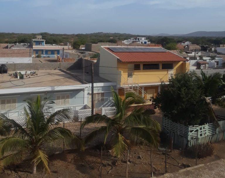 casablanca view of morro to the sea