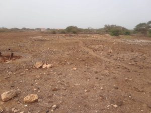 land looking west of morro on maio in cape verde for sale